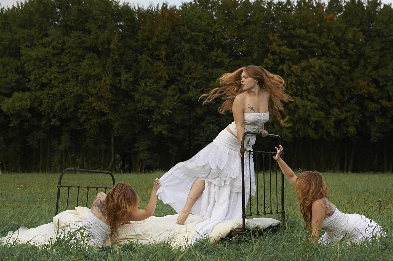 madmoiselle lelaya - nature - graigue - clonage cheveux