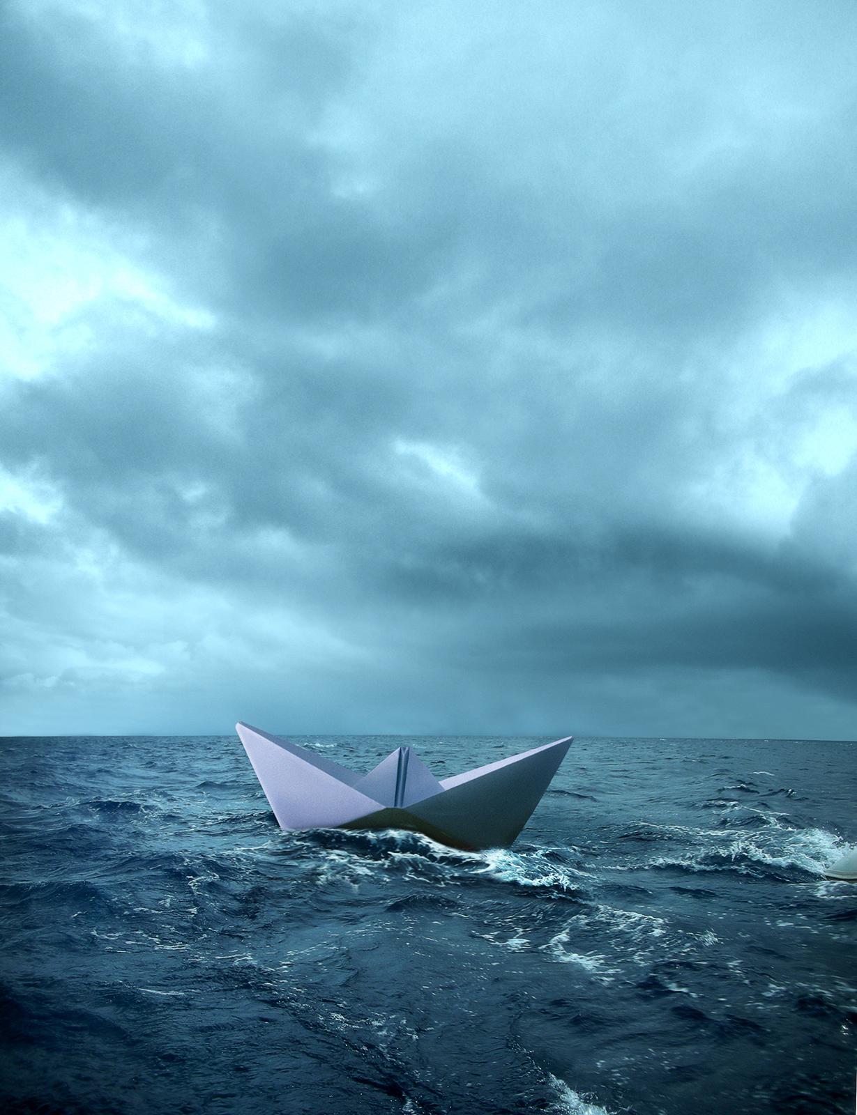 bateau 06 reflet et vagues
