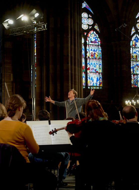 Ops Letonja Cathedrale Strasbourg Mahler 2