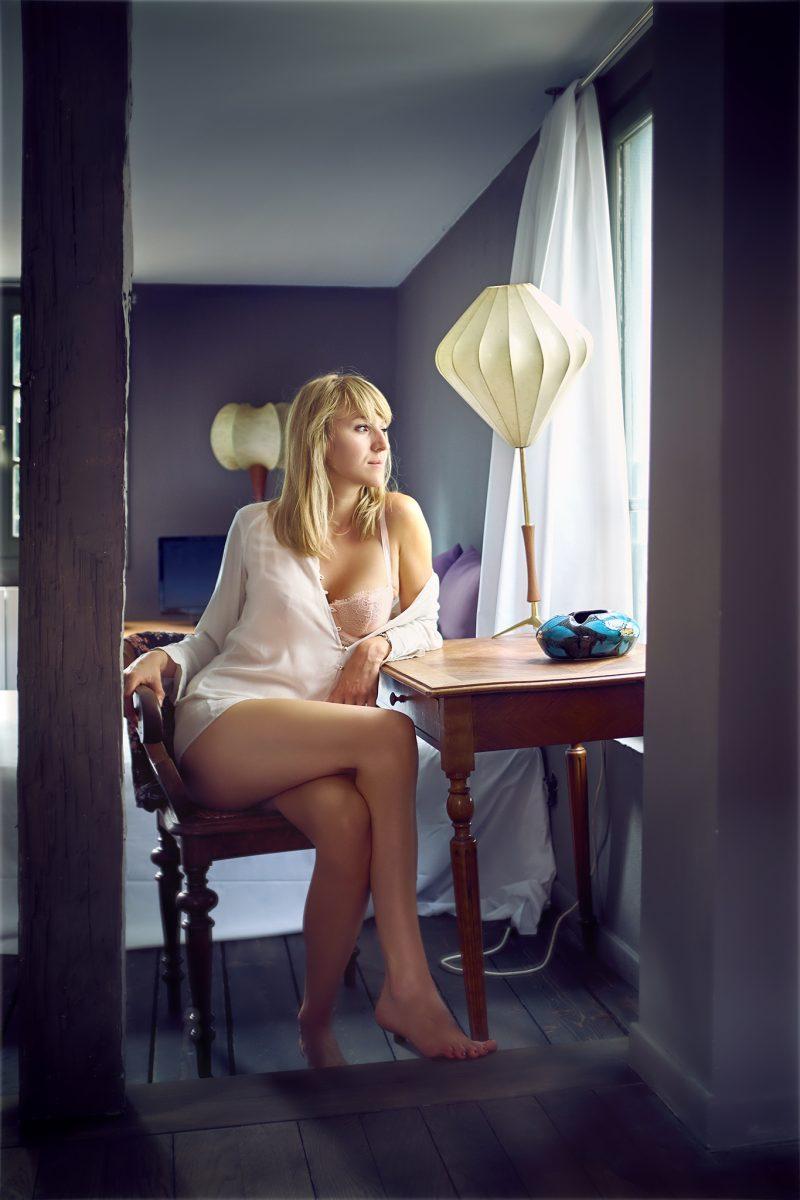 gaigue photographe alsace strasbourg glamour intimité hotel modele underwear sexy