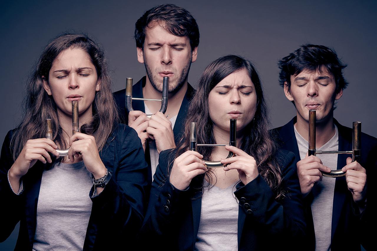 quatuor ellius tuba strasbourg alsace cuivre concert